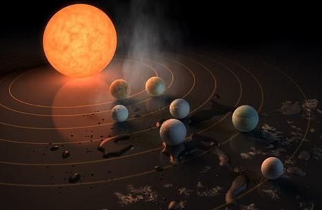 """جامعة مغربية ساعدت """"ناسا"""" بكشف 7 كواكب بعضها قابل للحياة"""