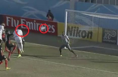الأهلي يتلقى أسرع هدف بأبطال آسيا بعد مرور 20 ثانية (فييو)