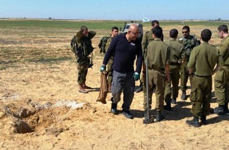 """إطلاق صاروخ من غزة على """"إسرائيل"""" دون إصابات"""
