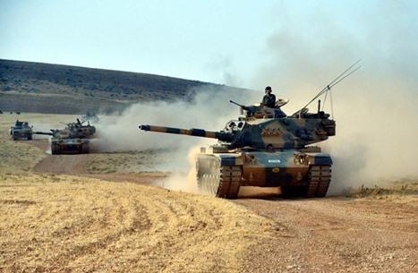 هل يعرقل تقدم قوات الأسد قرب الباب المرحلة 2 لدرع الفرات؟