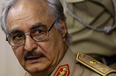 ماذا يعني تصريح وزير حكومة الوفاق الليبية عن شرعية حفتر؟