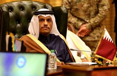 قطر: حملات مضللة تحاول تشويهنا على حساب الفلسطينيين