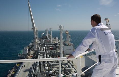 معهد أمريكي: الاحتلال يؤمن الطريق لصادرات الغاز المصري