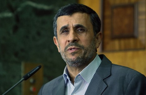 أحمدي نجاد يترشح مجددا لرئاسة إيران.. هذا موقفه حال رفضه