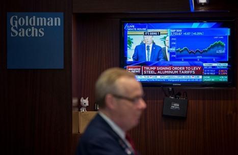"""""""غولدمان ساكس"""" يغير توقعاته لأسعار النفط والغاز"""