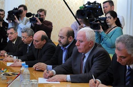 اجتماع للفصائل الفلسطينية بالقاهرة لمناقشة ملف الانتخابات
