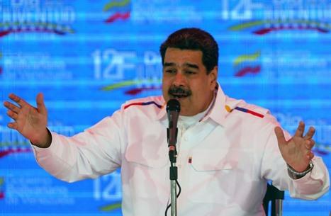 الكشف عن تفاصيل لقاء سري بين مبعوث ترامب وممثل مادورو