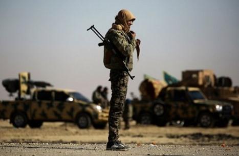 """هل تحاول إيران التغلغل بـ""""الجزيرة"""" السورية عبر العشائر؟"""