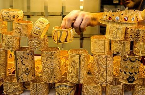 أسعار الذهب ترتفع لأعلى مستوى منذ 9 سنوات