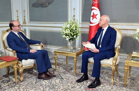 عريضة برلمانية لسحب الثقة من حكومة الفخفاخ بتونس