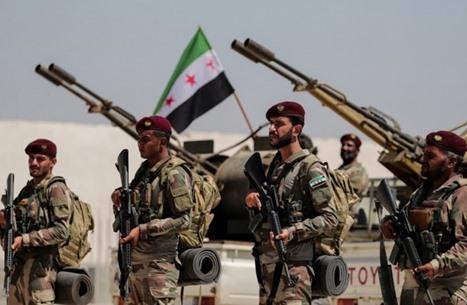 """لجنة لاحتواء خلافات فصائل """"الجيش الوطني"""" السوري المعارض"""