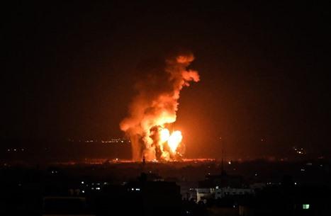 """أين تسير المواجهة بين بالونات غزة وصواريخ """"F16"""" الإسرائيلية؟"""