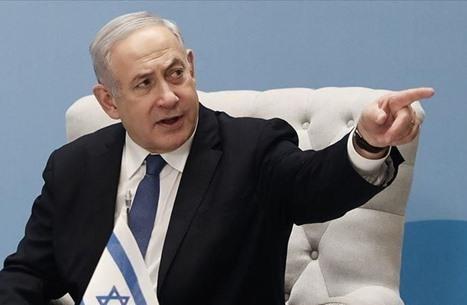 """هكذا علق نتنياهو على استهداف """"خلية الجولان"""" (شاهد)"""