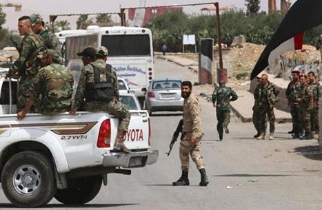 مواجهات دامية بالجنوب السوري.. واتهامات لإيران بتصفية حسابات