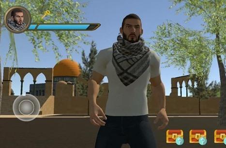 حارس الأقصى.. لعبة افتراضية لتعزيز المعرفة المقدسية