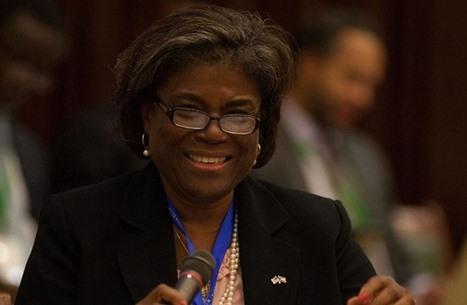 الكونغرس يصادق على غرينفيلد سفيرة جديدة بالأمم المتحدة