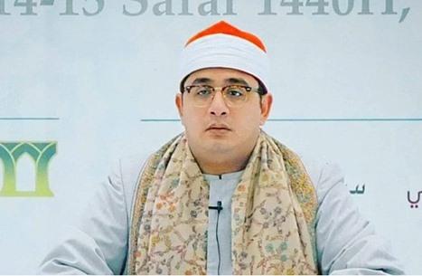 """إحالة مقرئ مصري شهير للتحقيق بعد حديثه عن """"رؤية الله"""""""
