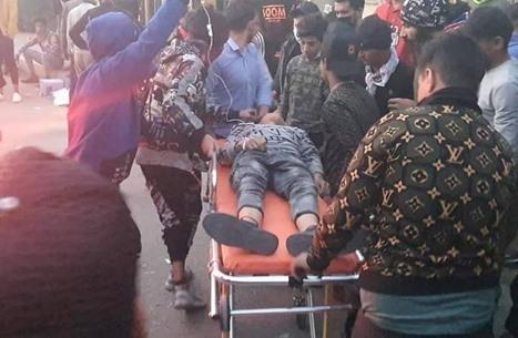 3 قتلى خلال تظاهرات تطالب بإقالة محافظ ذي قار بالعراق
