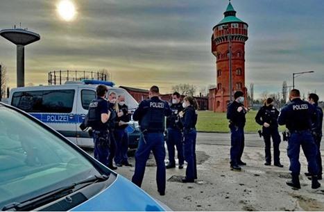 الشرطة الألمانية تداهم جمعيات إسلامية ببرلين وتحل منظمة