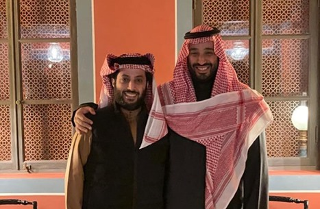 "آل الشيخ يتغزّل بابن سلمان بعد ""تقرير خاشقجي"".. وجدل"