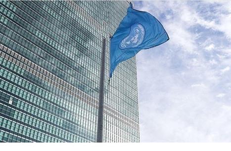 """""""طالبان"""" تطلب رسميا إلقاء كلمة أفغانستان بالأمم المتحدة"""