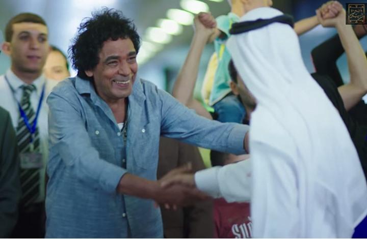 """الفنان المصري محمد منير يرغب بالزواج من """"أي مطلقة"""" (فيديو)"""