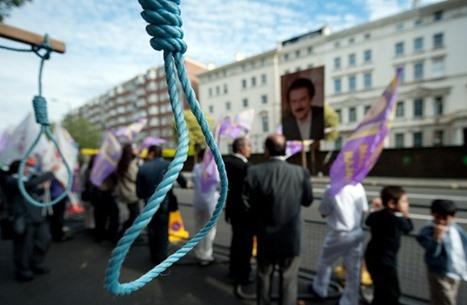 العفو الدولية: جلد وبتر أطراف وسمل عيون .. عقوبات بإيران