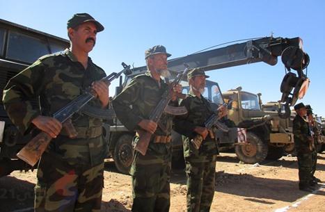 البوليساريو: نواصل مهاجمة الجيش المغربي بعدد من المناطق