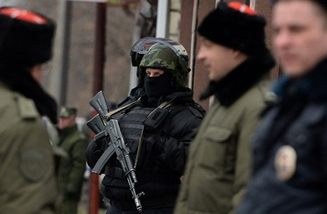الشرطة الروسية تدهم أكثر من مئة منزل لأتباع شهود يهوه