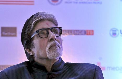 إصابة الممثل الهندي الشهير أميتاب باتشان ونجله بفيروس كورونا