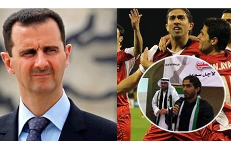 استدعاء لاعب سوري مؤيد للمعارضة للمنتخب لأول مرة منذ 2011