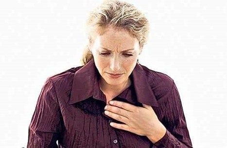 دراسة: مئات النساء معرضات لأزمات قلبية بسبب الضغط