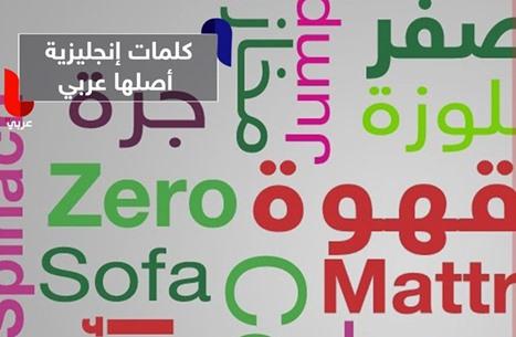 13 كلمة إنجليزية أصلها عربي.. تعرف عليها