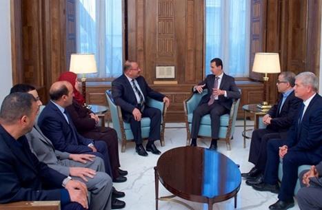 """الأسد يكتشف أسبابا جديدة لـ""""الحرب على سوريا"""".. ما هي؟"""