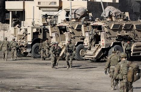 """وزير دفاع أمريكا يكشف مصير قواته بالعراق بعد رحيل """"داعش"""""""