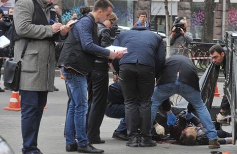 أوكرانيا تتهم موسكو بقتل نائب روسي سابق.. والكرملين ينفي