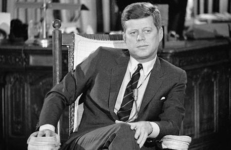 """مفاجأة يوميات """"كينيدي"""".. كان معجبا بهتلر.. وهذا ما توقعه له"""