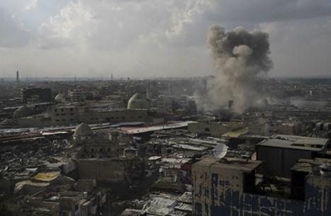ساينس مونيتور: ماذا بعد هزيمة تنظيم الدولة بالموصل؟