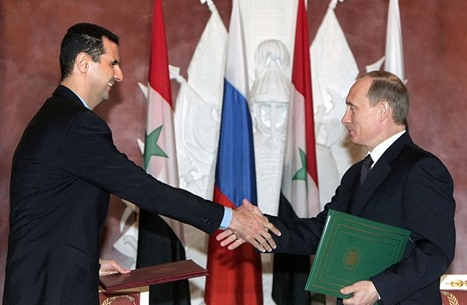 """""""لوبوان"""": كيف شدد الدب الروسي من قبضته على سوريا؟"""