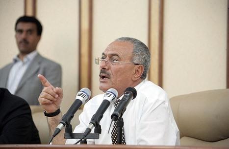 خطاب لعلي صالح بالذكرى الثانية لعاصفة الحزم.. ما جديده؟