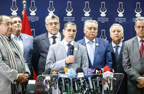هذه هي الأحزاب التي ستشكل الحكومة المغربية (شاهد)