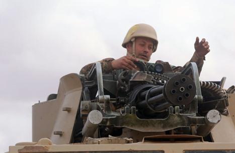 الجيش الأردني يقتل شخصين حاولا تهريب مخدرات من سوريا