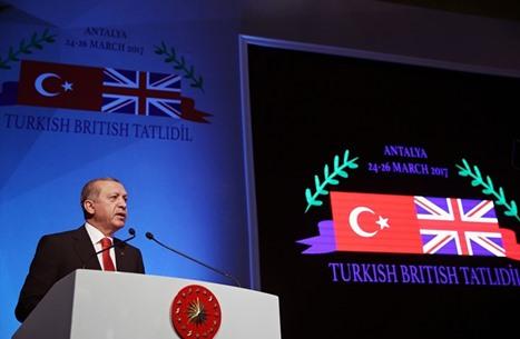 ماذا كُتب على اللافتة التي أزعجت أردوغان بسويسرا؟