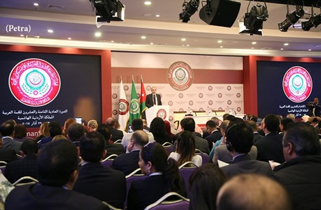 ضجة بلبنان إثر رسالة من رؤساء ورؤساء حكومات سابقين للقمة