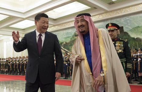 تفاصيل إنشاء مصنع صيني لطائرات دون طيار في السعودية