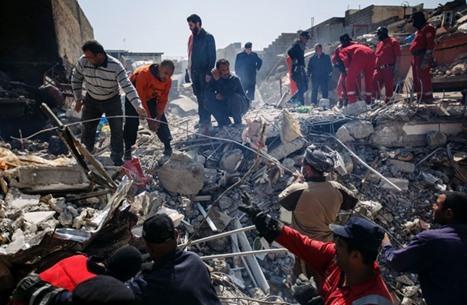 شهادة متناقضة لقائد قوات أمريكا بالعراق حول مجزرة الموصل