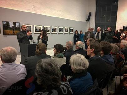 معرض صور - المصور  الفلسطيني علي نور الدين عن معاناة غزة - ميونخ ألمانيا - 3