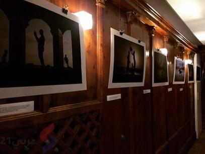مصور فلسطيني يقيم معرضا في ألمانيا يصور معاناة غزة