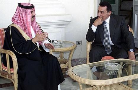 لهذا السبب استبق ملك البحرين قمة عمّان بزيارة مبارك بمنزله