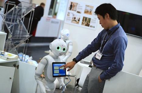 هل سيفقد الناس وظائفهم لصالح الروبوتات؟